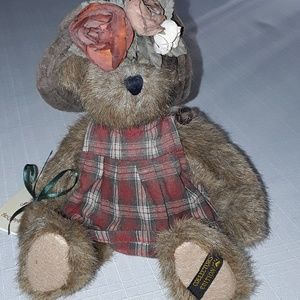 Lizzie Wishkabibble Plush Boyds Bear